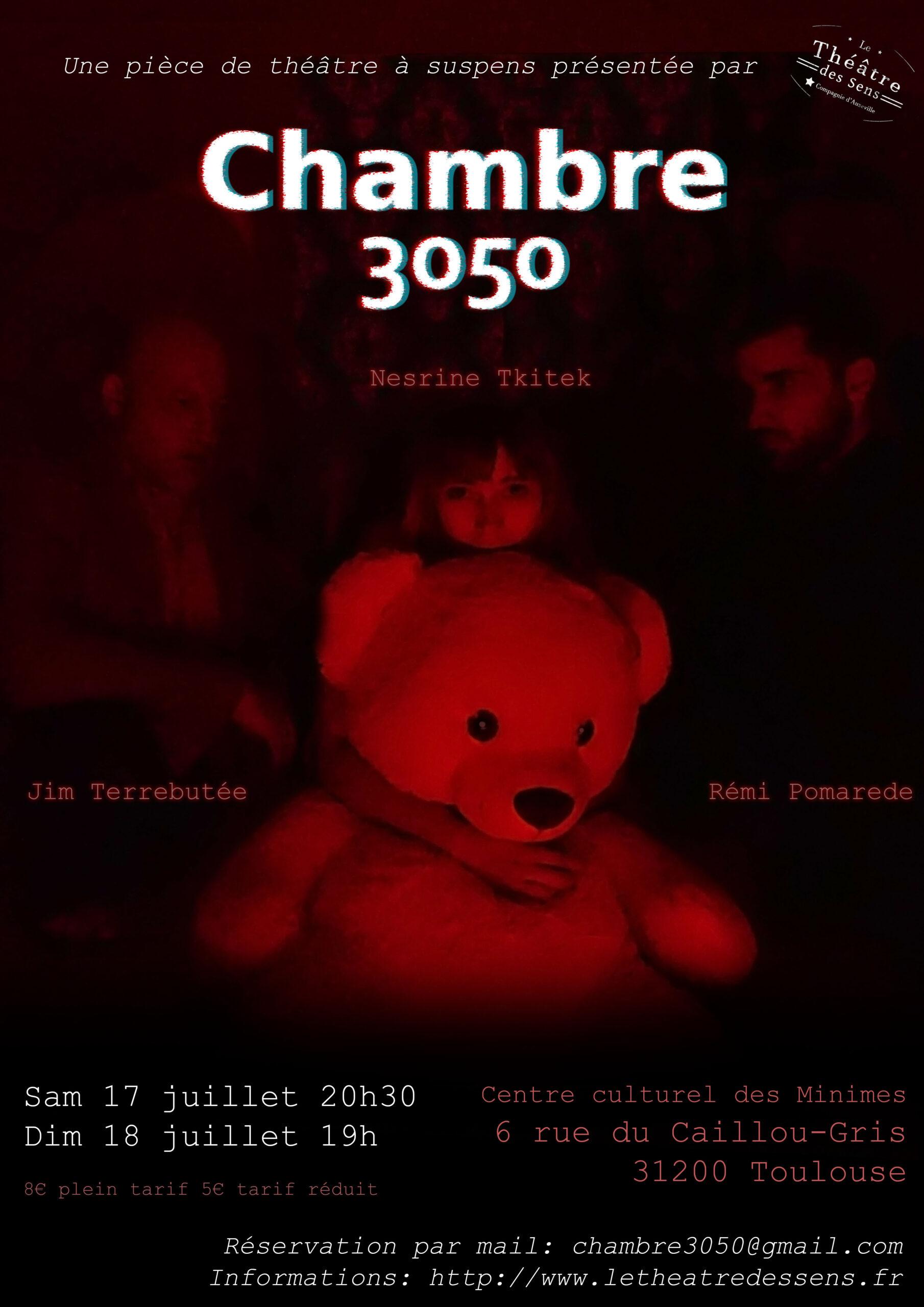 Chambre 3050